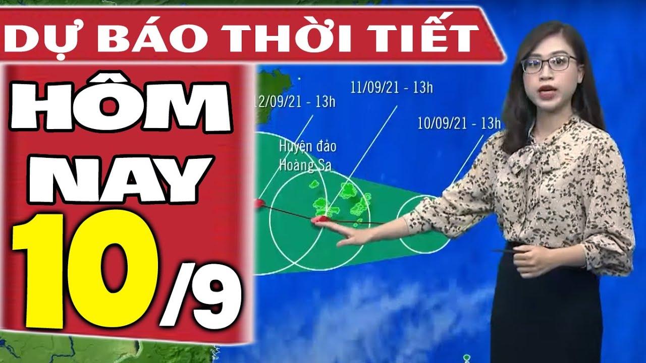 Dự báo thời tiết hôm nay mới nhất ngày 10/9/2021 | Dự báo thời tiết 3 ngày tới | Khái quát các nội dung về thời tiết nha trang 3 ngày tới mới cập nhật