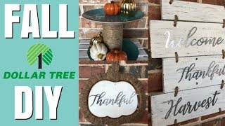 dollar tree farmhouse decor
