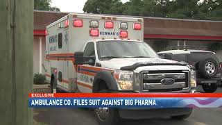Newman's Ambulance service files lawsuit against Big Pharma - NBC 15 News, WPMI