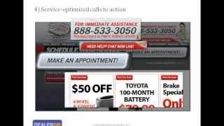 Car Dealer Fixed Ops Marketing|Auto Dealer Website Service Marketing