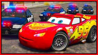 GTA 5 Roleplay - Lighтning McQueen Trolls Cops | RedlineRP