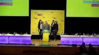 119. Ord. Landesparteitag der FDP-BW in Heilbronn am 13.7.2019