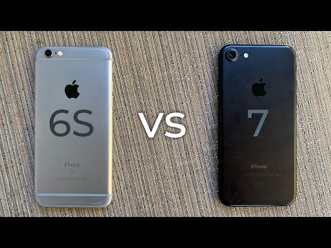 iPhone 6S vs iPhone 7 - which should you buy? (2018 Comparison)