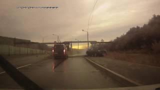 ДТП в столб 16.08.2018 авария Мурманск