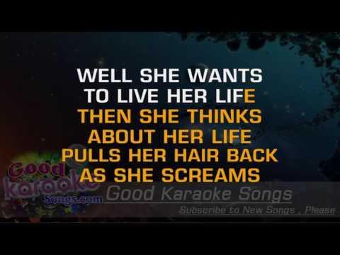 Meet Virginia -  Train (Lyrics Karaoke) [ goodkaraokesongs.com ]