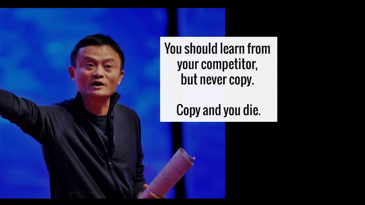 Jack Ma Quotes That Will Inspire You Real Entrepreneur Has No