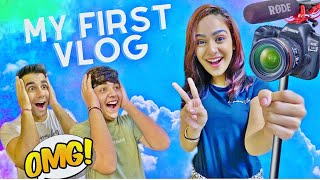 MAKING VLOG WITH MY BROTHER & SISTER | Rimorav Vlogs