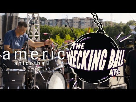 American Football @ The Wrecking Ball ATL 2016-8-14 (multicam)