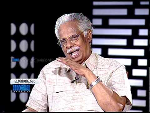 Mukhamukham with Short story writer T. Padmanabhan