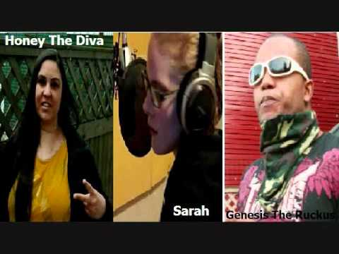 Genesis The Ruckus, Sarah, Honey The Diva (USING YOU) CDQ. The Video Is Coming Soon