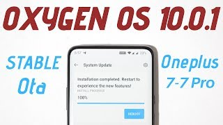Official rolllout of android 10 oxygen os 10.0.1 for oneplus 7 and pro. #oneplus7 #oneplus7pro #oxygenos10.0.1 download links : pro global http...