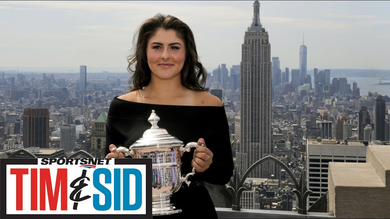 She The North: Where Do We Start With Bianca Andreescu? | Tim and Sid