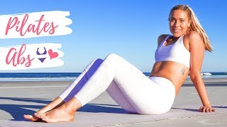 15 MINUTE INTENSE PILATES ABS 💖