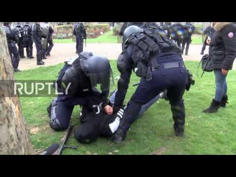 France: Multiple protesters arrested after anti-police bruta