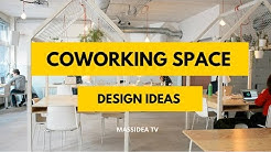 50+ Creative Coworking Space Design Ideas