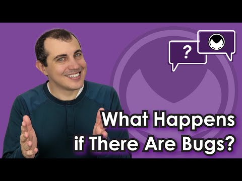 Ethereum Q&A: What Happens if there are Bugs?
