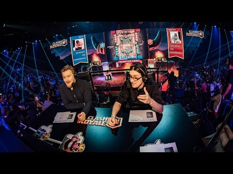 Clash Royale: Live Helsinki Tournament