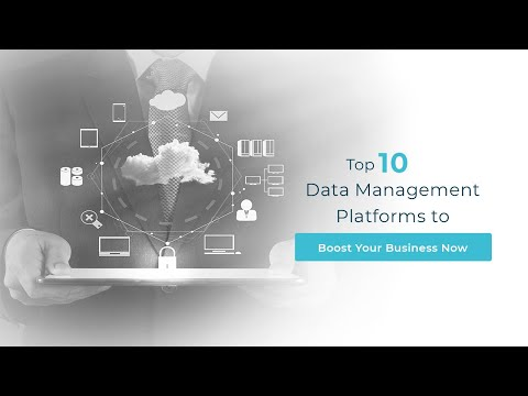 Top 10 Data Management Platforms to Boost Your Business Now