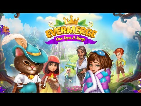 EverMerge (by Big Fish Games, Inc) IOS Gameplay Video (HD)