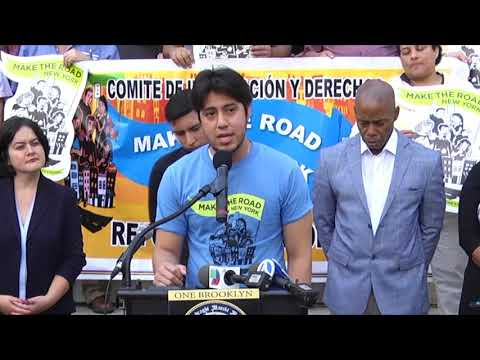 One Brooklyn- Make the Road New York and DACA Press Conference