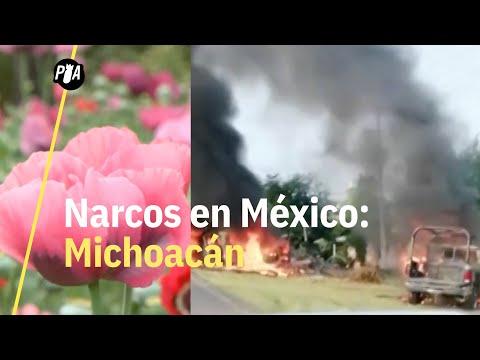Historia del narco en Michoacán | Narcotráfico en México