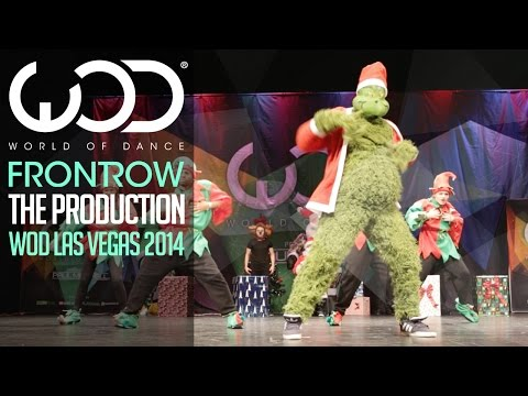 The Production | FRONTROW | World of Dance Las...