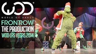 The Production | FRONTROW | World of Dance Las Vegas 2014 #WODVEGAS thumbnail