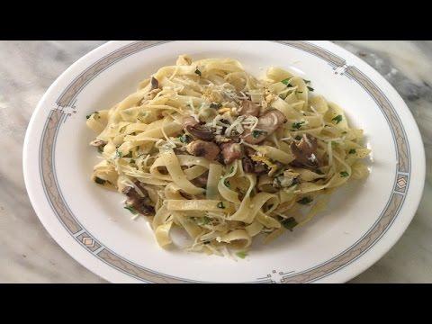 recette-de-cuisine---tagliatelle-aux-champignons