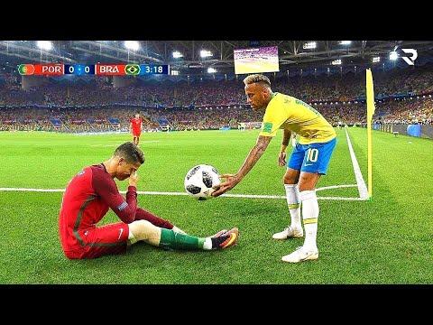 Neymar Jr Respect & Emotional Moments - RDHDComps