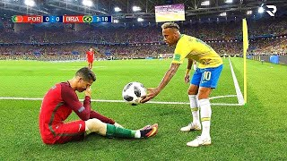 Neymar Jr Respect & Emotional Moments