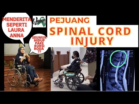 SPINAL CORD INJURY - SAKITNYA 24 JAM   KIKI KOMALA INTAN