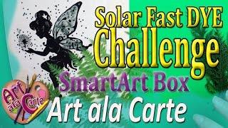 SmartArt Challenge:  Solar Fast Dye