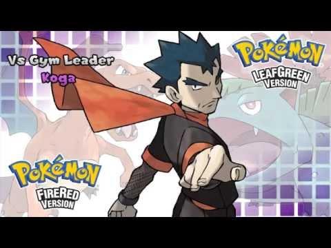 Pokemon FireRed/LeafGreen - Battle! Gym Leader/Elite Four Music (HQ)