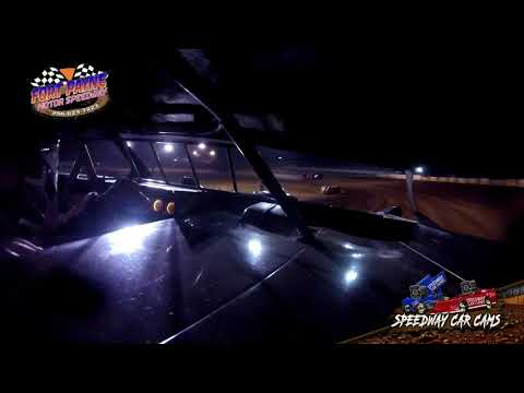 #54 Colton Roberts - Crate - 8-11-18 Fort Payne Motor Speedway - In Car Camera