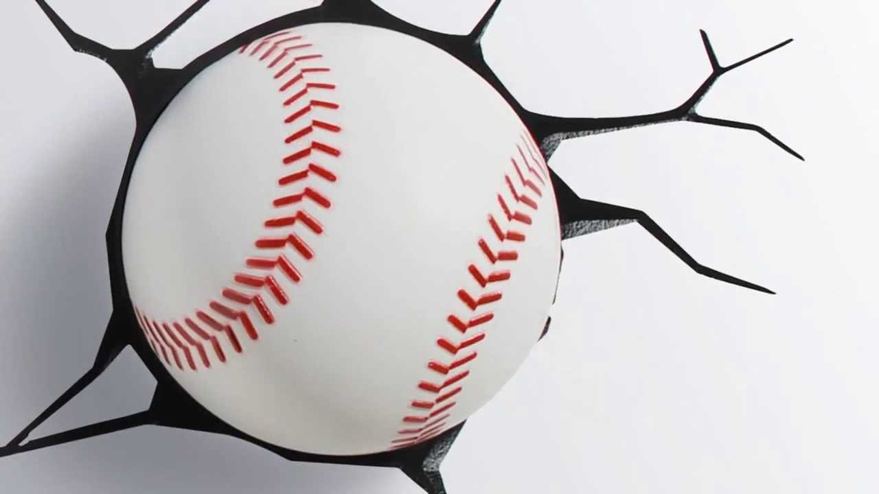 3dLightFx - Pelotas de beisbol - YouTube