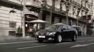 Toyota Camry Новая 2013 - Характер определяет успех