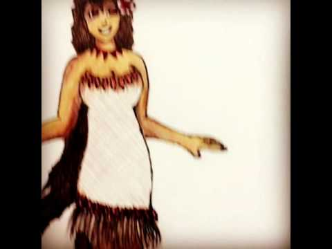 Queen of the Samoan Islands