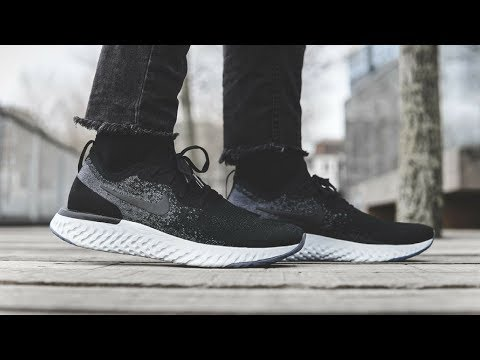 6d2b492c3724 Nike Epic React Flyknit %E2%80%98Diffused Taupe tagged videos on ...