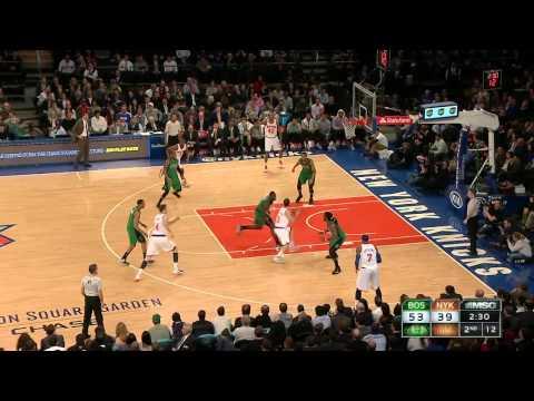 Boston Celtics vs New York Knicks | February 3, 2015 | NBA 2014-15 Season