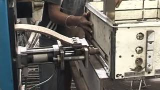 pnumatic spot welding side joint for kitchen basket  parmo rajkot 9824732039