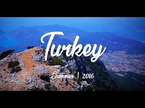 Turkey Travel | GoPro Hero4+ | Aftermovie 2016 | Summer vacation