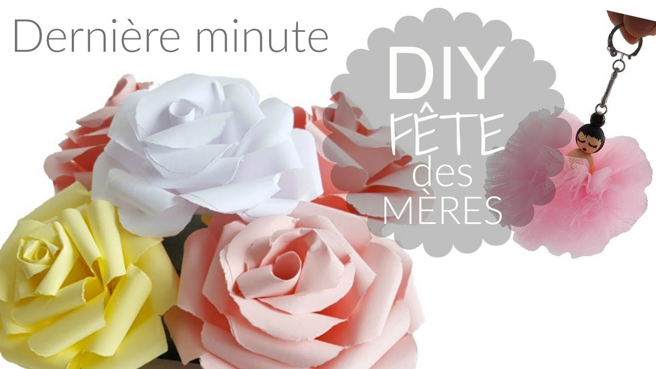 diy cadeau f te des m res 3 cadeaux derni re minute youtube. Black Bedroom Furniture Sets. Home Design Ideas