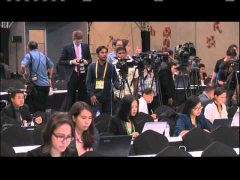 'APEC CEOs more concerned about broadband, free trade'