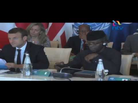 President Kenyatta asks world leaders to enhance collaboration with Africa
