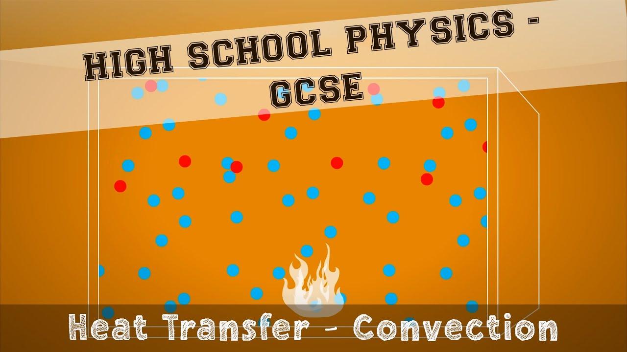 Physics - Energy - Heat Transfer - Convection - YouTube