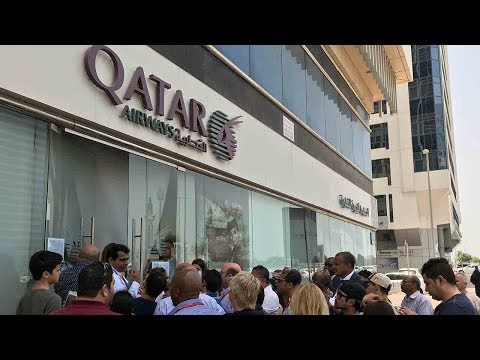 Diplomatic crisis expected to severely hurt Qatar's economy