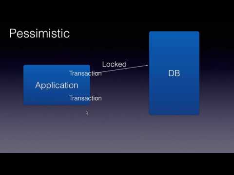 Optimistic vs Pessimistic Locking