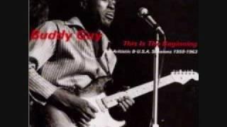 JESSE FORTUNE W/ BUDDY GUY - HEAVY HEART BEAT - 1963