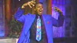 Arsenio goes off on Queer Nation