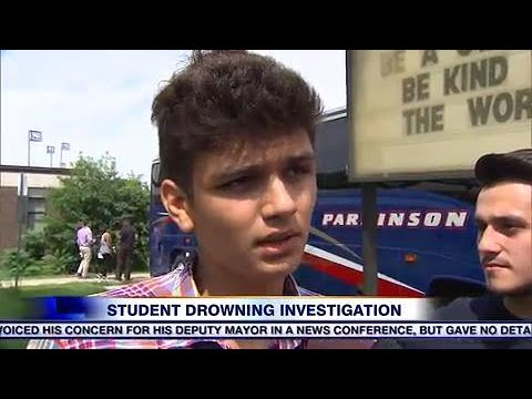 Teen On Algonquin School Trip Said He Could Feel Drowning Student Tugging At His Legs